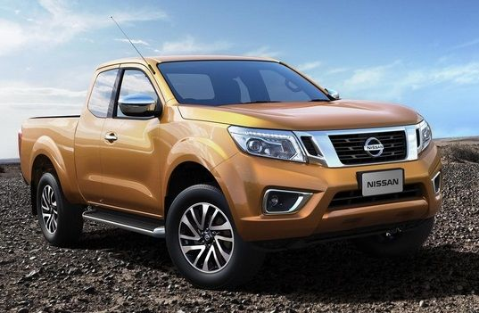 Side front view of #Nissan #Navara #PickupTruck 2015. New Model Nissan Navara NP300 Bangkok, Thailand available for export at Jim Autos Thailand http://toyota-dealer.org/2015-nissan-navara-np300.html