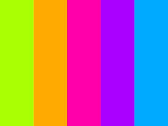 """Pop Is Everything"" by jen_savage Glow-in-the-dark, Neon, rainbow"