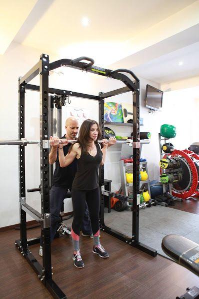 #Allenamento di #tonificazione con manubri e bilancieri per migliorare il proprio tono #muscolare su gambe e braccia seguiti dal #PersonalTrainer  #fitness #muscoli #tonificare #bologna
