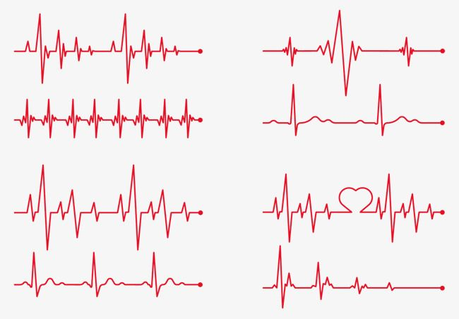 Vector Red Heartbeat Png Free Download Heartbeat Tattoo Compass Tattoo Design Ecg Tattoo