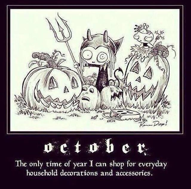 22 best everyday is halloween images on Pinterest | Halloween ...