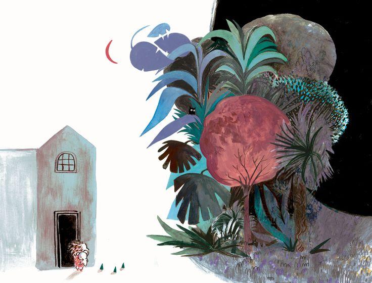 Patricia Metola // El fantasma de la casa de al lado. Editorial SM.