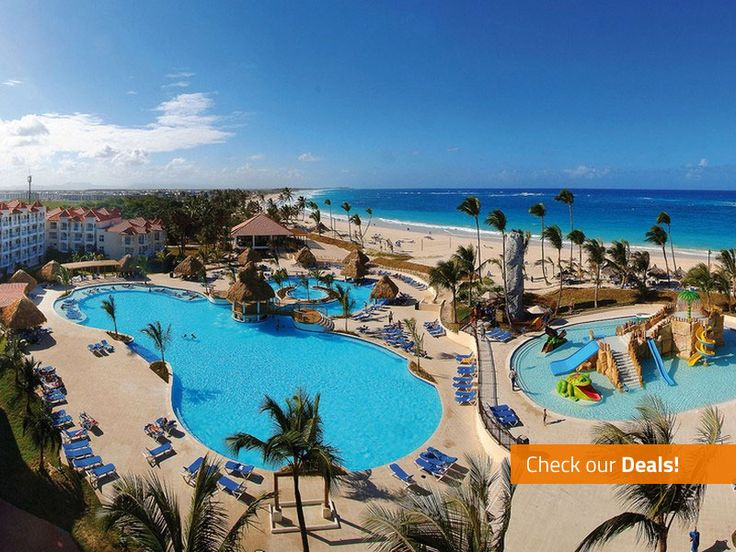 Hotel Barceló Punta Cana. Check our deals!