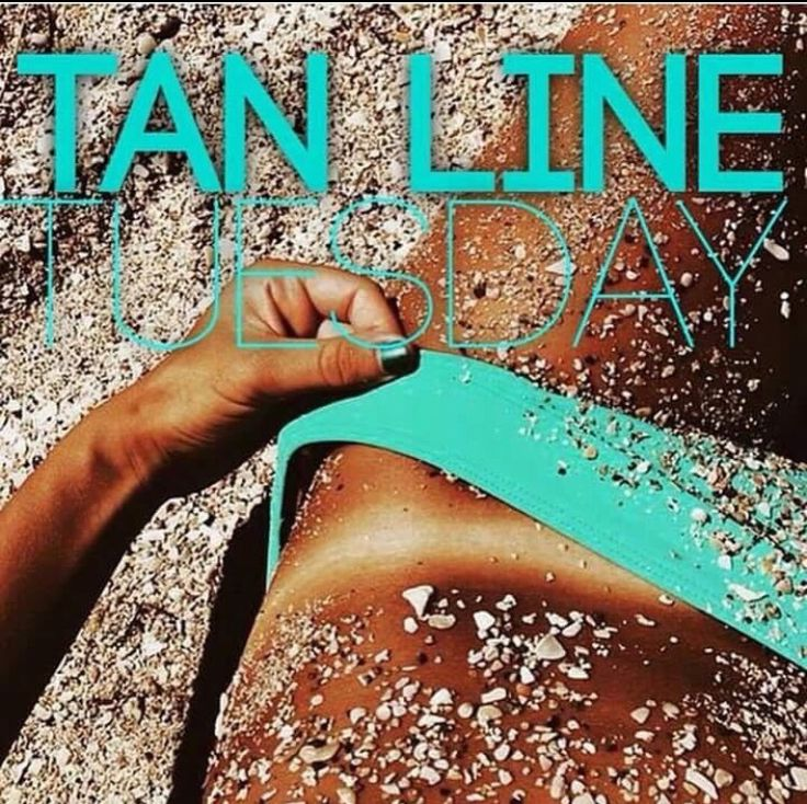 Don't you just love a tan line? #siennax