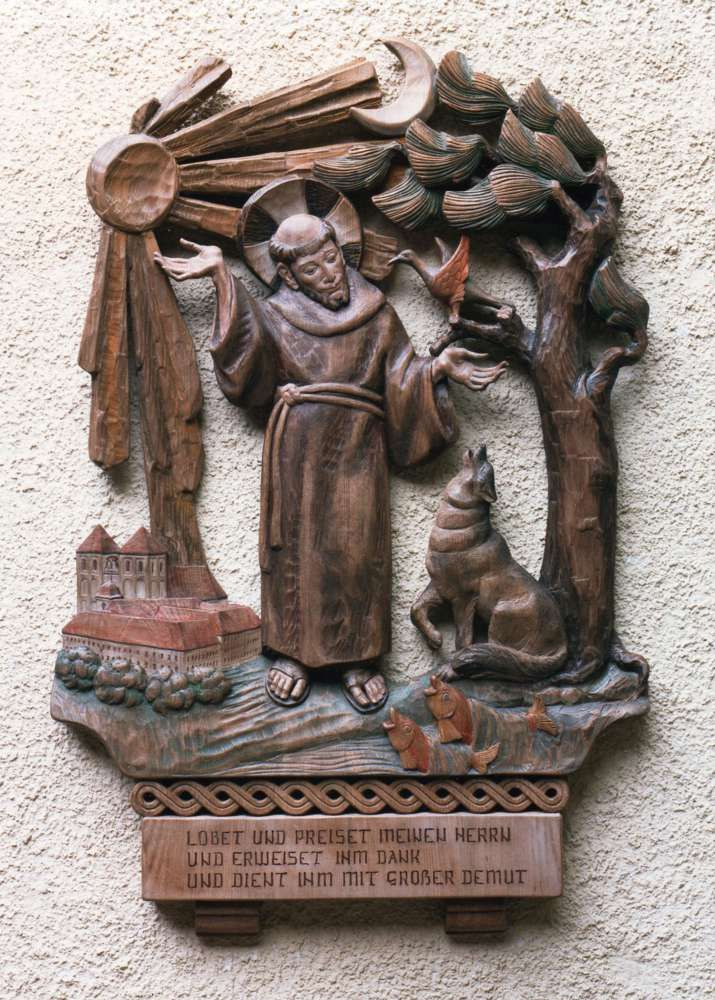 St. Francis, Monastery Mallersdorf Germany