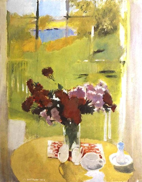 Fairfield Porter - Title  and date unknown ............. #GT