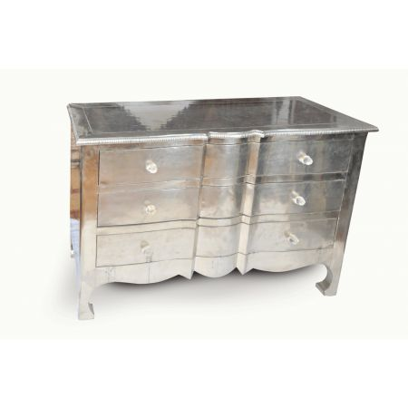 Metal Chest Of Drawers By Rocomara   Can Be Made Bespoke To Any Size