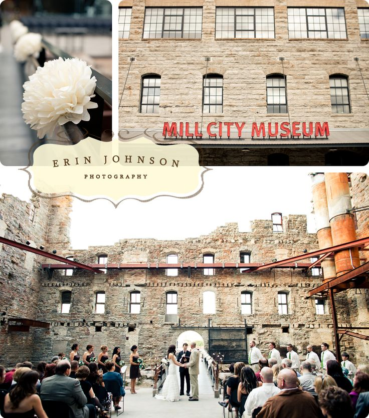 wedding halls st paul mn%0A Minneapolis Wedding Photographer   Erin Johnson Photography                  Mill City Museum