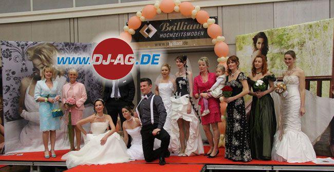 Hochzeitsmesse besuchen und einen Hochzeit DJ buchen bei der Dj-AG.DE. Wir haben mobile DJs in Hannover, Hamburg, Bremen, Bielefeld, Münster, Dortmund.