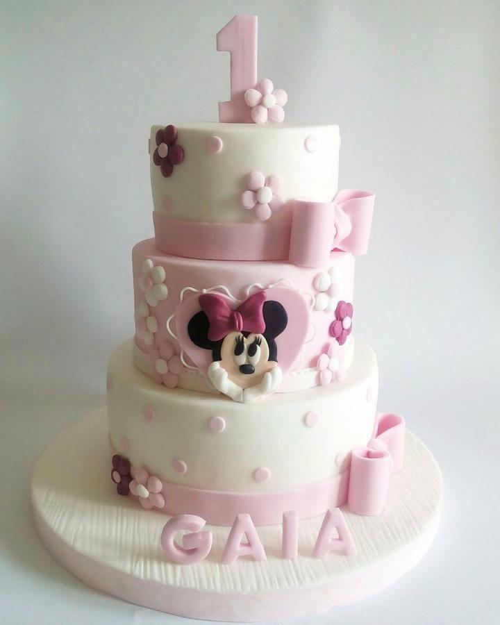 Minnie cake - Cake by Mariana