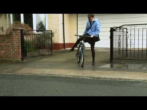 Beauty and the Bike Short - YouTube