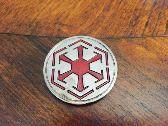 Custom Star Wars Sith Code Challenge Coin by FandomCoins