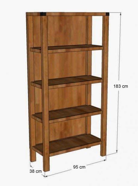 DIY: Cómo hacer tu propia estantería
