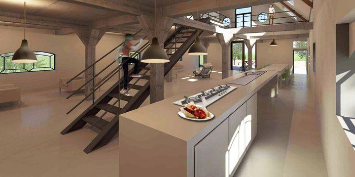 Impressie keuken