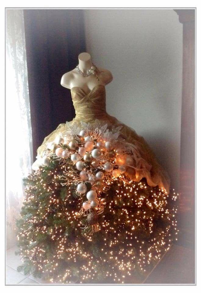 Pinterest : Ces robes de Noël qui nous font halluciner