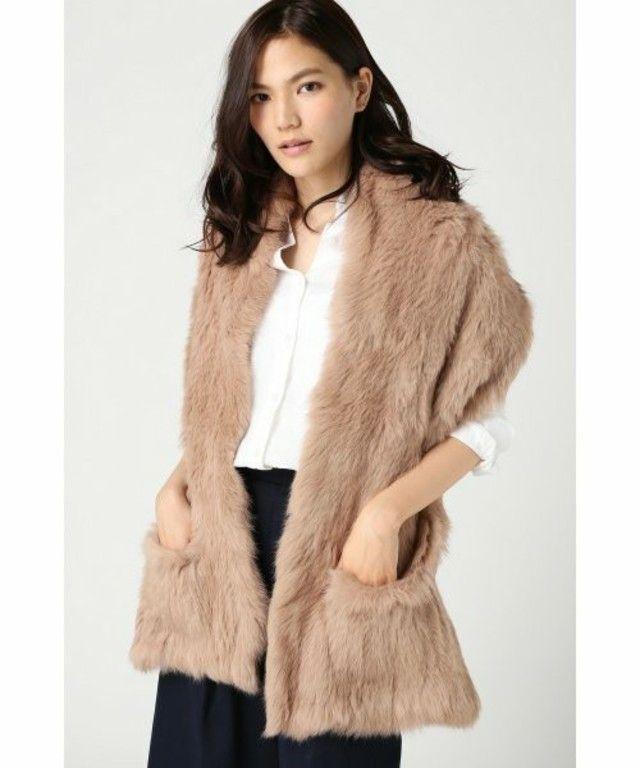 Unreal Fur カラーレス Dream ジャケット