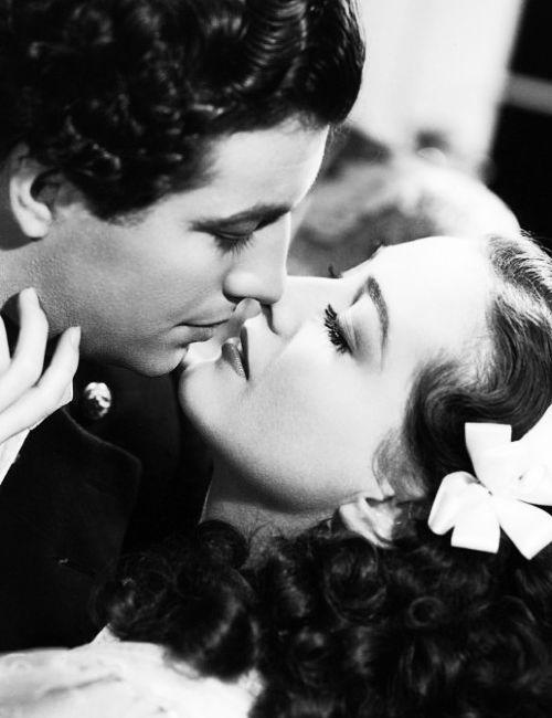 Robert Taylor and Joan Crawford