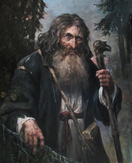 Шишкин Андрей. Чужой