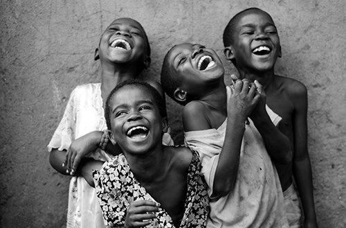 This makes me so happy, just seeing these sweet innocent children smiling, smiling because they are happy. Happy because they have nothing. It's so easy to look at our lives and compare but really people have it way worse than we do. Why can't we be like these children and just smile? They are happy, even when times are so hard, even when they have no home or no food to eat every night. Wow, this really means something. We can all try harder to be a little better and be a little more…