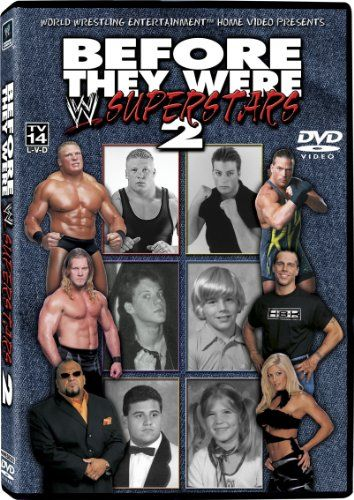 Before They Were WWE Superstars 2:   Have You Ever Wondered How Your Favorite Superstar'S Grew Up?Well Follow The Upbringing And Transformation Into Wwesuperstars Of Some Of Your Favorites!  Included: Brock Lesnar,John Cena, Chris Jericho, Tazz, Torrie Wilson, Christophernowitski, Al Snow, Shawn Michaels, And Rob Van Dam!