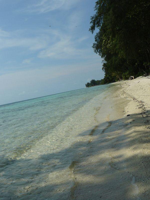 View Beach @Susanti Ssi island