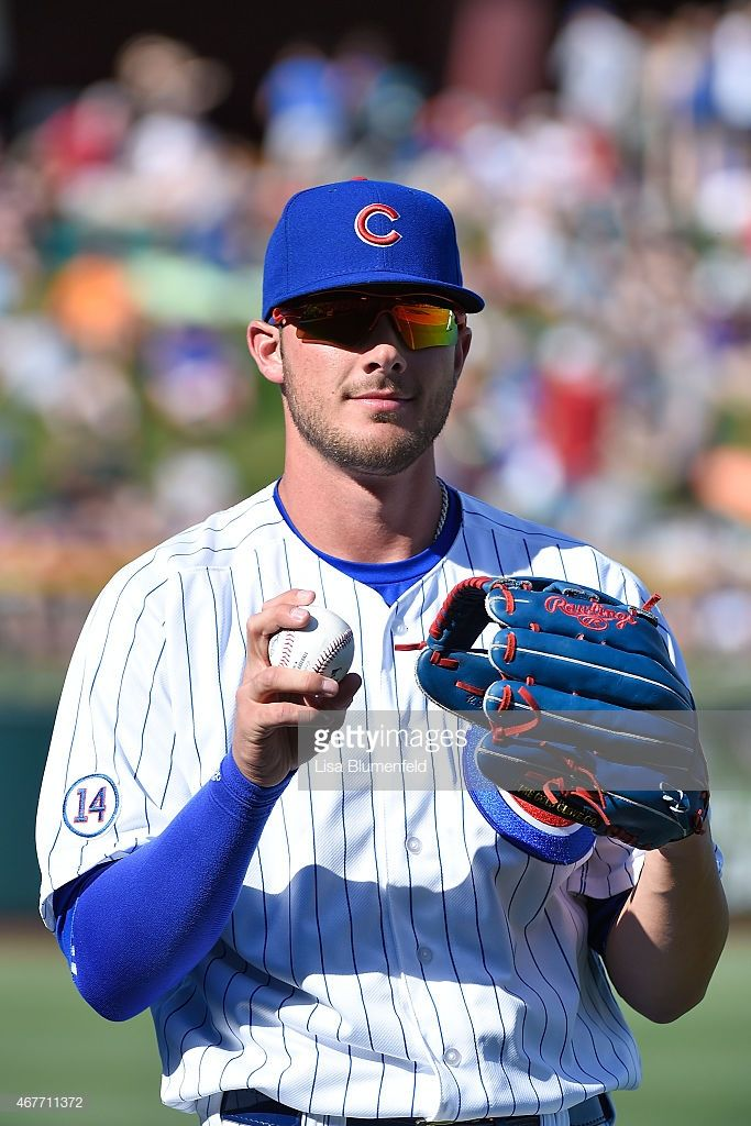 Pin By Emily On Kris Bryant ϸ� Cubs Fan Chicago Cubs