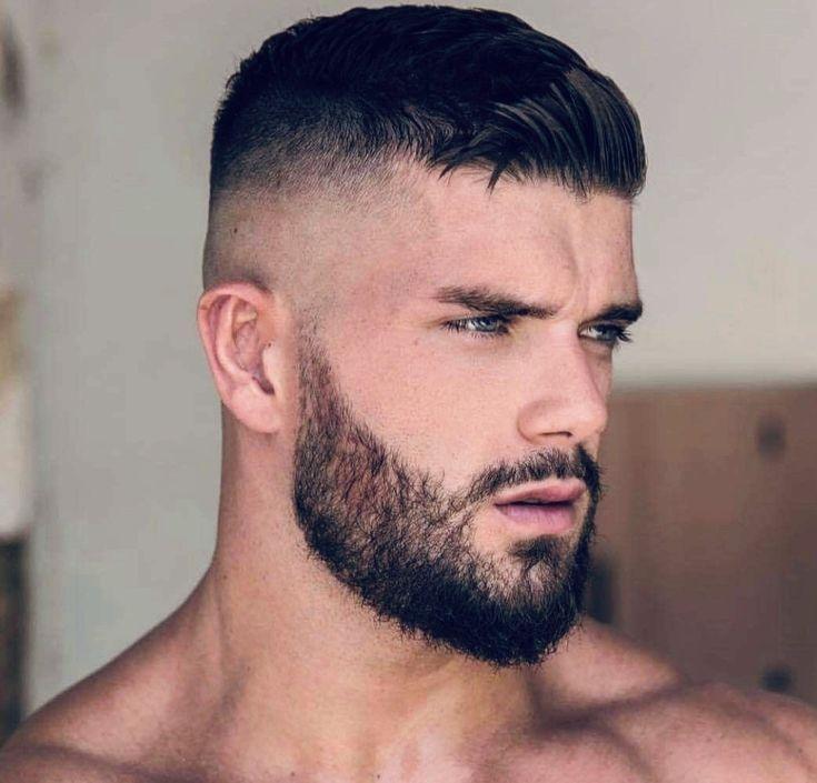 Pin On Beard Hairstyle