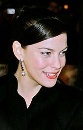 Liv Tyler (born July 1, 1977) is an American actress and model. She is the daughter of Aerosmith's lead singer, Steven Tyler.