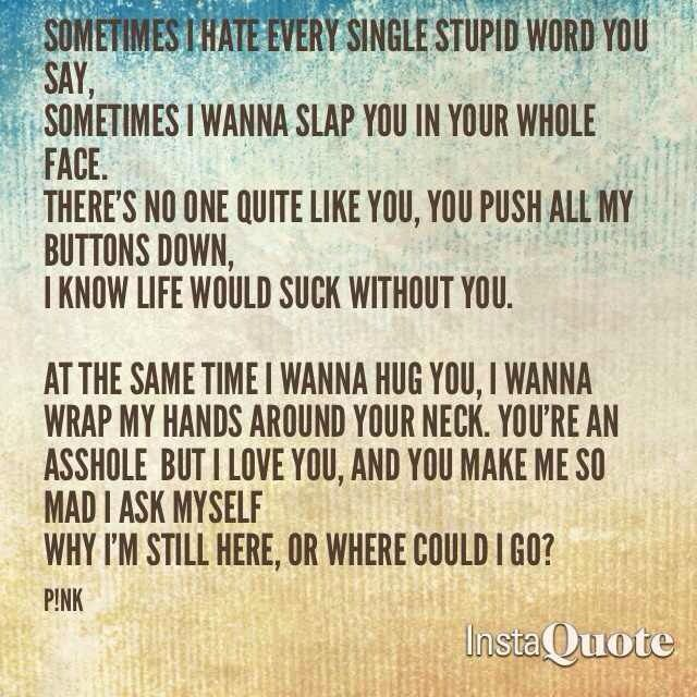 Asshole sun lyrics