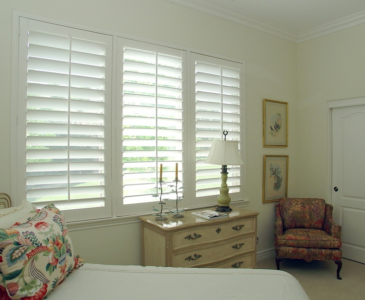 10 best plantation shutters and custom shutters huntington for Should plantation shutters match trim