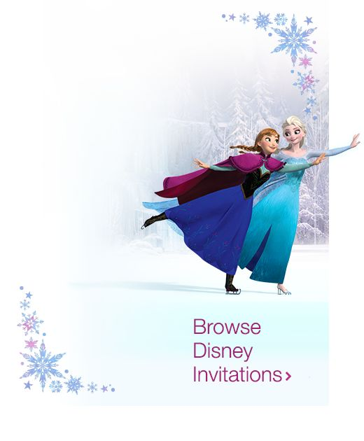 17 Best ideas about Free Frozen Invitations – Punchbowl Birthday Invitations