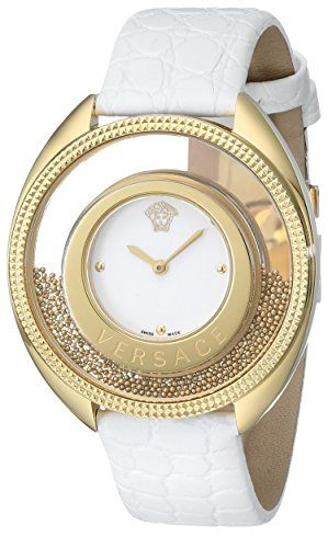 "Versace Women's 86Q70D002 S001 ""Destiny Spirit"" Gold PVD Watch with Leather Band Versace http://www.amazon.com/dp/B004HY1ZVI/ref=cm_sw_r_pi_dp_IzZTub1ZR553F"