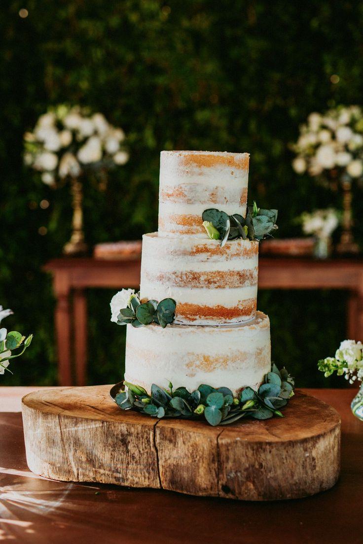 Bolo do casamento - @viihrocha
