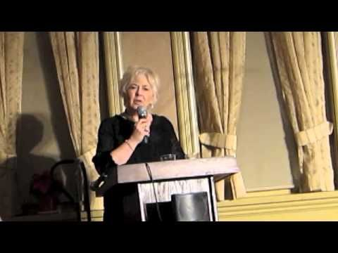 """Book launch of """"Predators Live Among Us - Protect Your Family From Child Sexual Abuse"""" by Diane Roblin-Lee - published by Castle Quay Books. Nov. 20/12 at """"The School Fine Dining"""" in Markham, Ontario - 5th Anniversary of Winning Kids Inc. and the Year of the Child celebration."""
