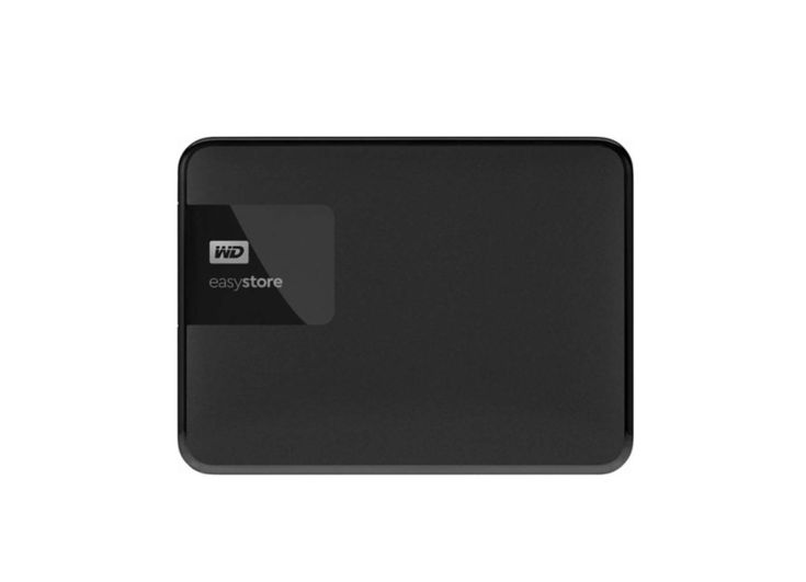 WD easystore 4TB External USB 3.0 Portable Hard Drive for $89.99 at Best Buy