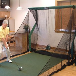 Net Return Pro - Continuous Practice Golf Trainer