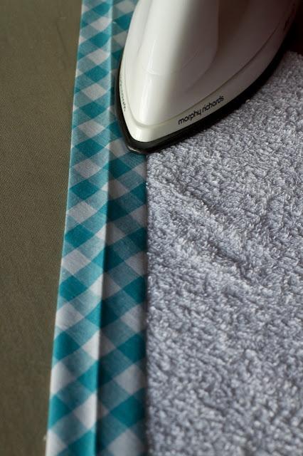 Hooded towel tutorial