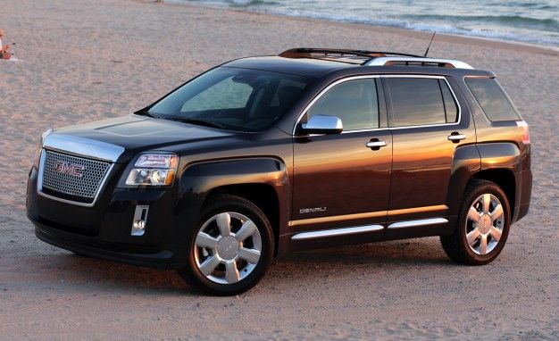 2013 GMC Terrain – Have A Fun Filled Ride Surrounded By Safety! #GMC #Terrain #GMTerrain #VehiclesSecurity #Automotive #JeepRiders #Technology #Software #safety