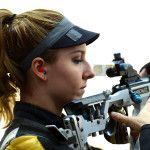 Bridging The Gap…Olympic Shooter Cross Trains With Former Special Operations Sniper