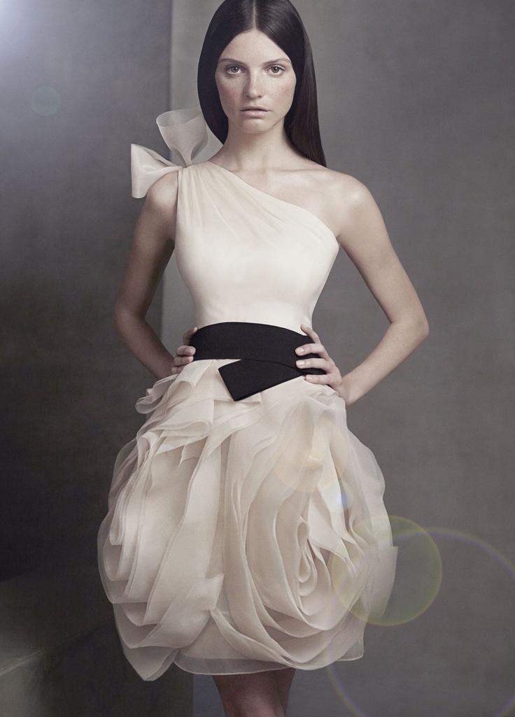 robe de demoiselle d'honneur Vera Wang