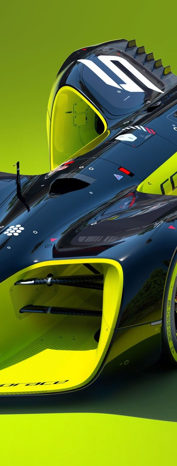 Wallpaper Roborace 1