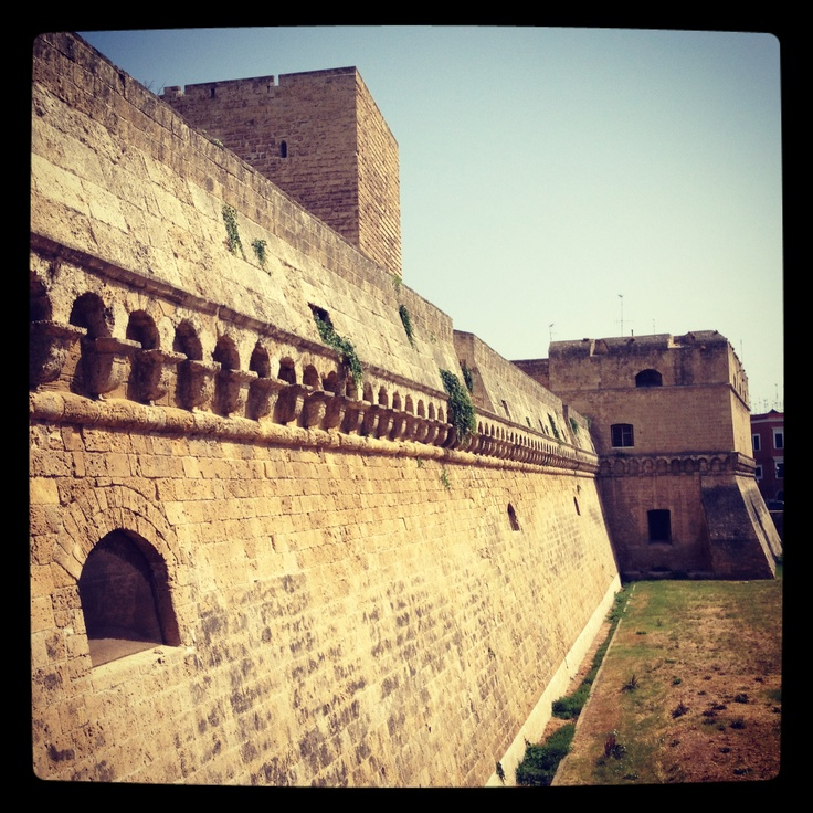 Castello Svevo Bari Italy