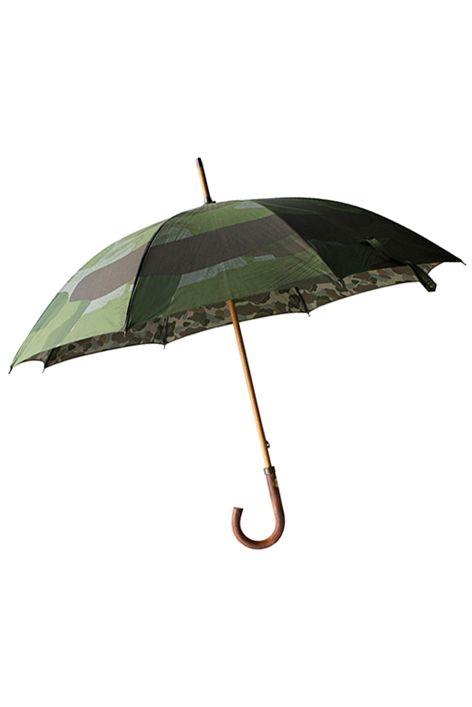 Nigel Cabourn - Camo umbrella