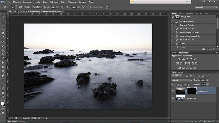Ottieni foto di paesaggi in bianco e nero migliori, con questi 3 consigli