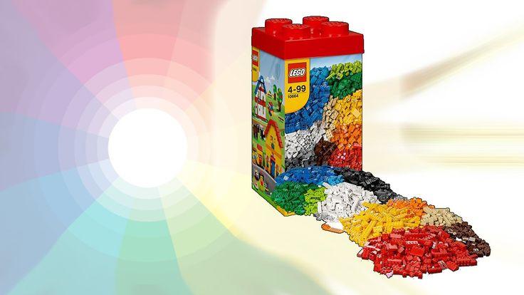 Lego XXL Classic 10664 Regalo di Natale