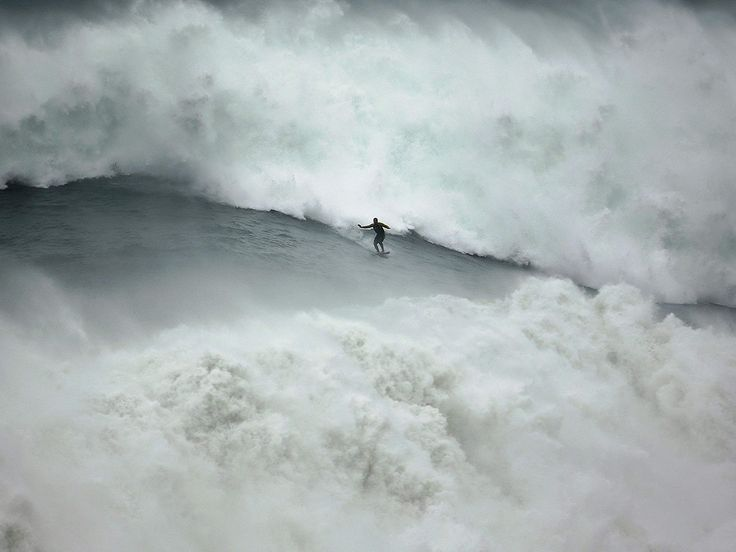 Best Large Waves Ideas On Pinterest Lighthouse Storm Waves - Guys sets himself on fire before surfing a huge wave
