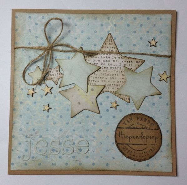 Annemarie's kaarten: Stars