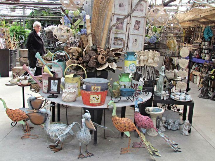 Angel picks, garden statues, garden stones
