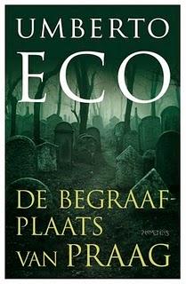 De wraak van de dodo: Umberto Eco - De begraafplaats van Praag