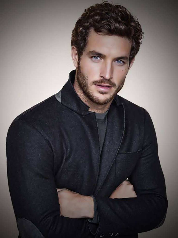 Image result for curly haired blonde man Brown hair men